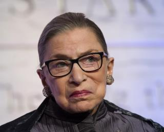 Ginsburg Blew It With Trump Remarks
