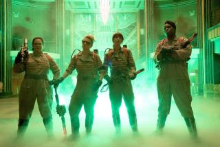 Ghostbusters Star Leaves Twitter Over 'Evil' Tweets