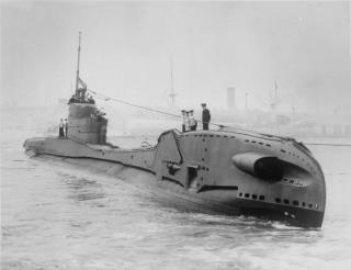 British Sub Lost During WWII Discovered in North Sea
