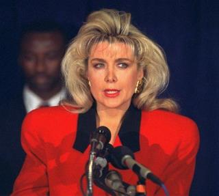 Team Trump: No, Gennifer Flowers Won't Be at Debate