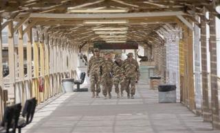 2 Americans Dead in Shooting at Afghan Base
