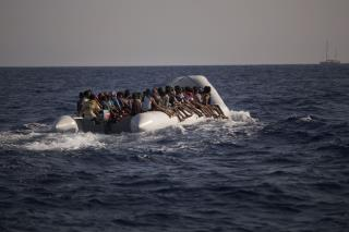 90 Feared Dead in Disaster Off Libya