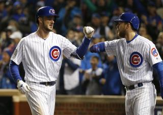 Cubs Survive, Send Series Back to Cleveland