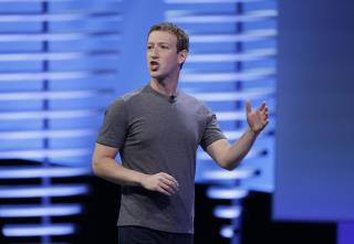 Zuckerberg: Nah, Fake News on Facebook Didn't Impact Election