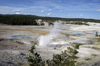 Man Dissolved by Yellowstone Hot Spring