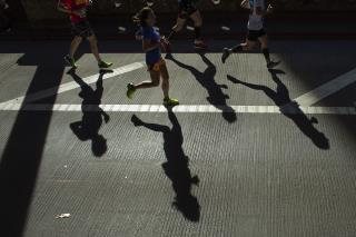 Looking to Start an Exercise Routine? Forget Running