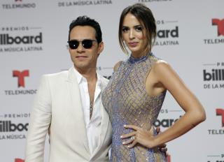 Marc Anthony Divorcing Wife After J.Lo Kiss