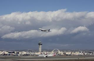 Error Sends Jet Into Path of Other Plane in California