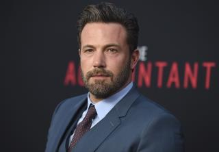 Affleck No Longer Directing Batman Movie