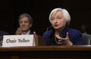 Janet Yellen Faces 2 Tasks Before Congress