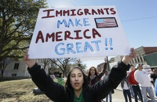 'Day Without Immigrants' Shows Importance to US Economy