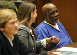 Man's Murder Conviction Tossed After 32 Years in Prison