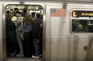 Subway Rider Allegedly Rubs Privates on Plainclothes Cop