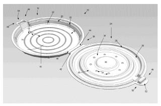 Apple Reinvents the Pizza Box, and It's a Wheel