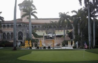 Trump's Mar-a-Lago Is an Easy Target for Hackers