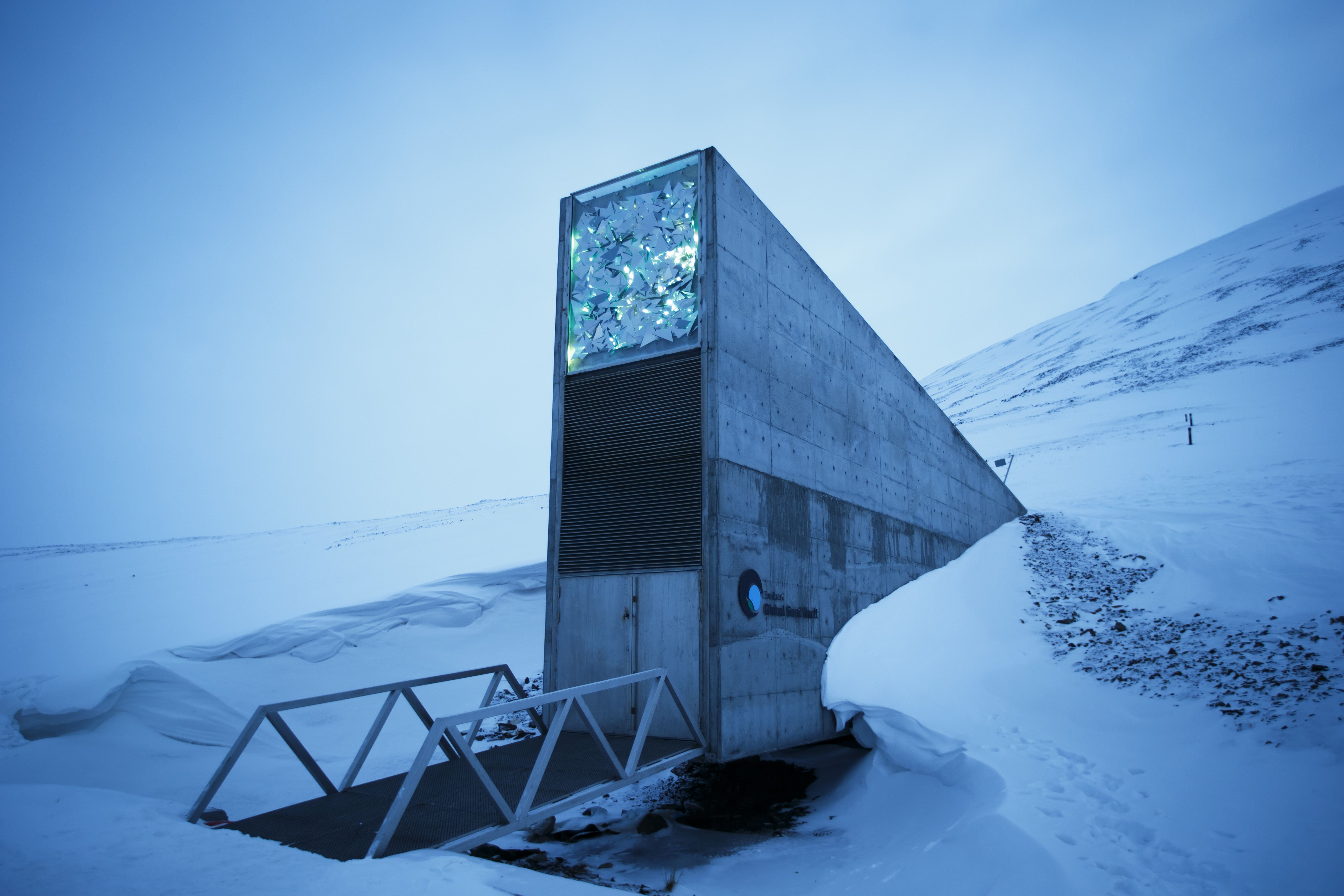 At Doomsday Vault Meant To Protect Our Seeds A Breach