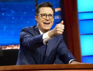 FCC Won't Punish Colbert for Trump Remarks