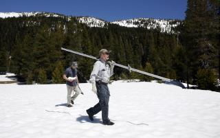 It's June, and Parts of California Still Have 8 Feet of Snow