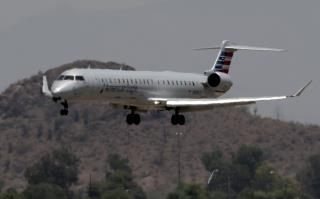 Heat Wave Is Too Much for Aircraft in Phoenix