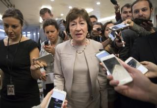 Sen. Collins on Rep: 'So Unattractive It's Unbelievable'