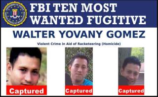 One of America's Most Wanted Has Been Captured