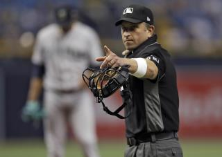 Latest Protesters: MLB Umpires