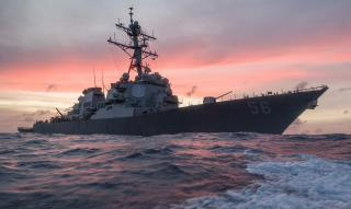 10 Sailors Missing After US Warship Hits Tanker