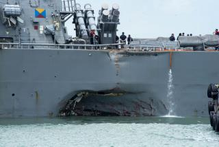 Navy Accident Occurred in Busy, Confusing Waters