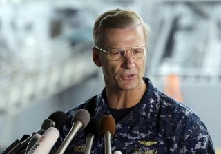 Navy Dismisses 7th Fleet Commander After Accidents