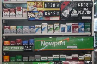 When Packs Cost $1 More, 1 in 5 Smokers Quit