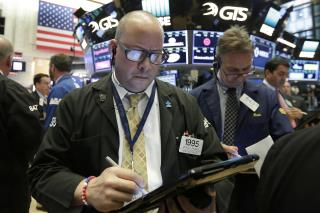 Stocks Climb After Stronger GDP Report