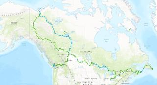 World's Longest Hiking Trail Now Open in Canada