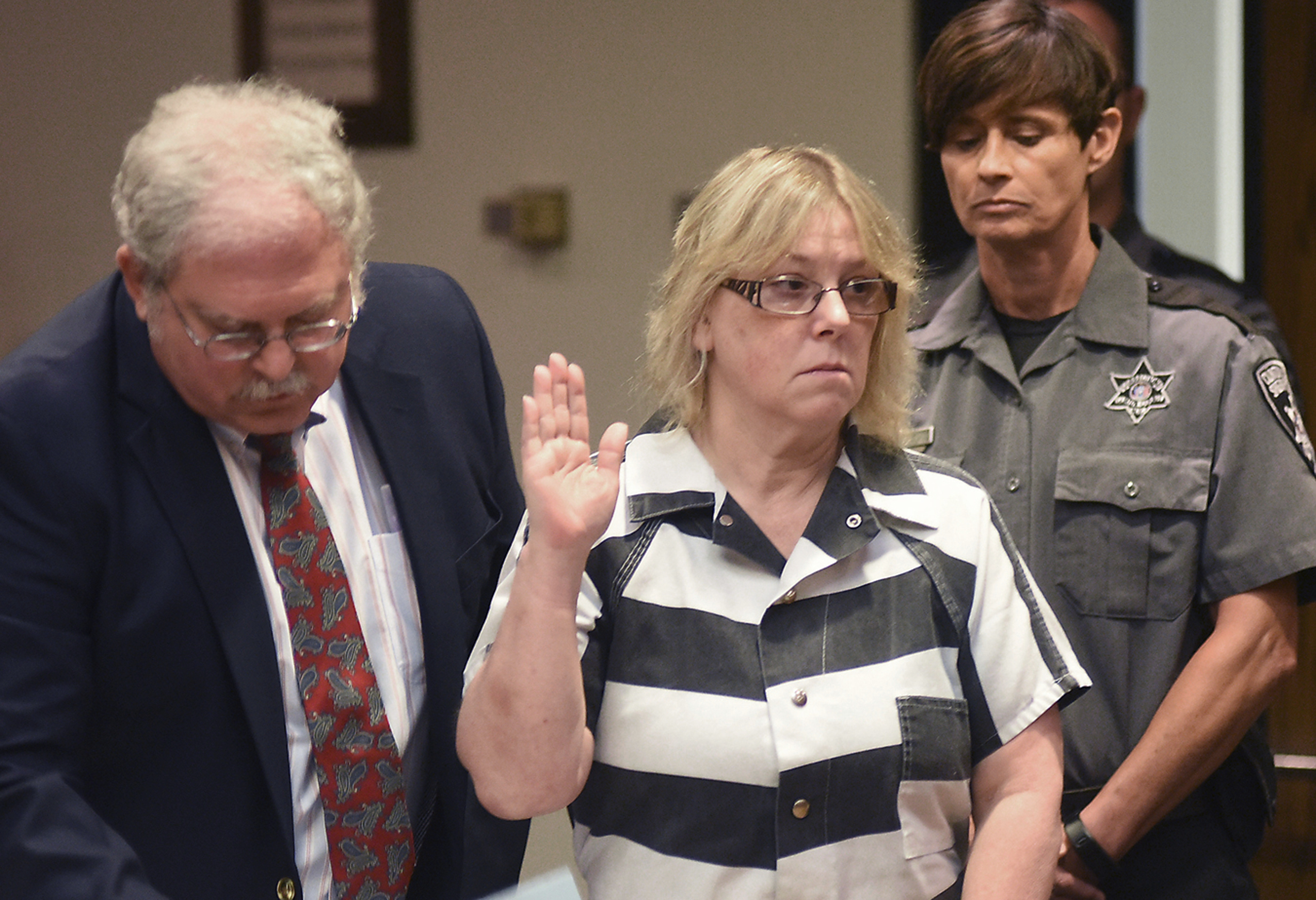No Parole for Seamstress Joyce Mitchell in Famous New York
