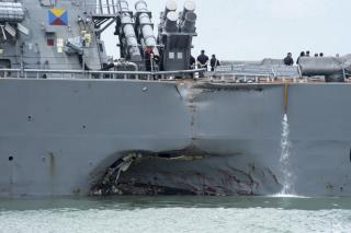 Navy Probing Whether Crash Was Work of Hackers