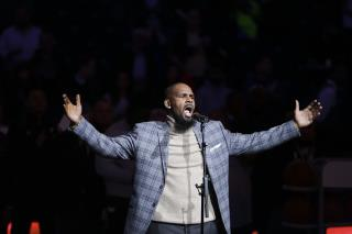 Ex-Girlfriend of R. Kelly Details Alleged Abuse