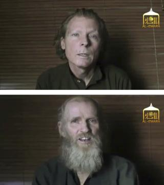 Taliban: US Hostage's Health Has 'Exponentially Worsened'
