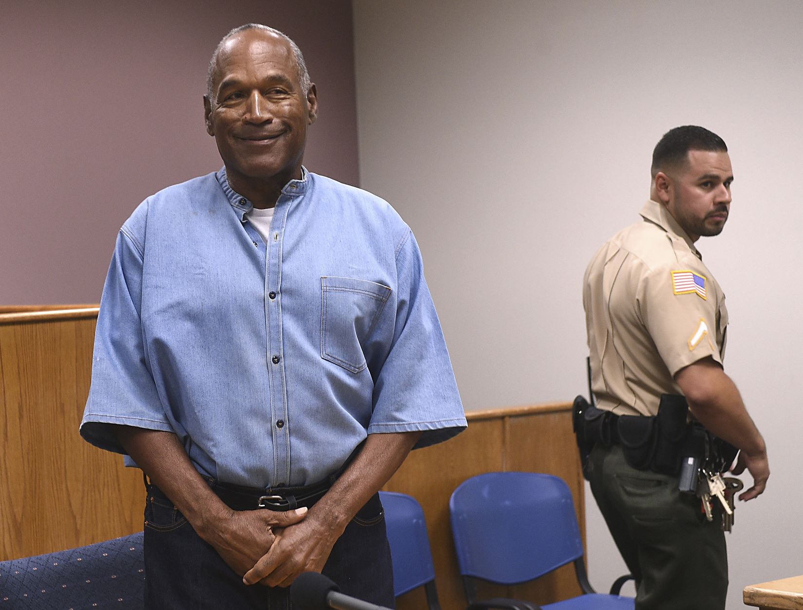 OJ Simpson's Life After Prison Isn't What It Appears