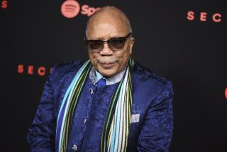 Quincy Jones Talks Trump, Music, More in Off-the-Wall Interview