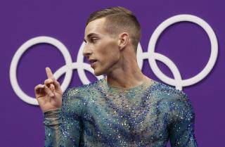 Adam Rippon Gets Gig as NBC Olympics Correspondent