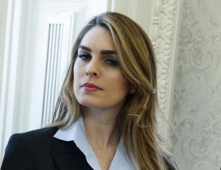 What Hope Hicks' Departure Means