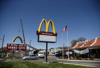 Cops: Irate Customer Attacks Golden Arches