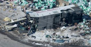 Death Toll in Hockey Team Bus Crash Rises to 15