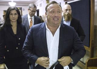 Alex Jones: You Can't Sue, I'm Like Woodward, Bernstein