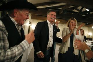 Trump-Backed GOP Donor Loses Wyoming Primary