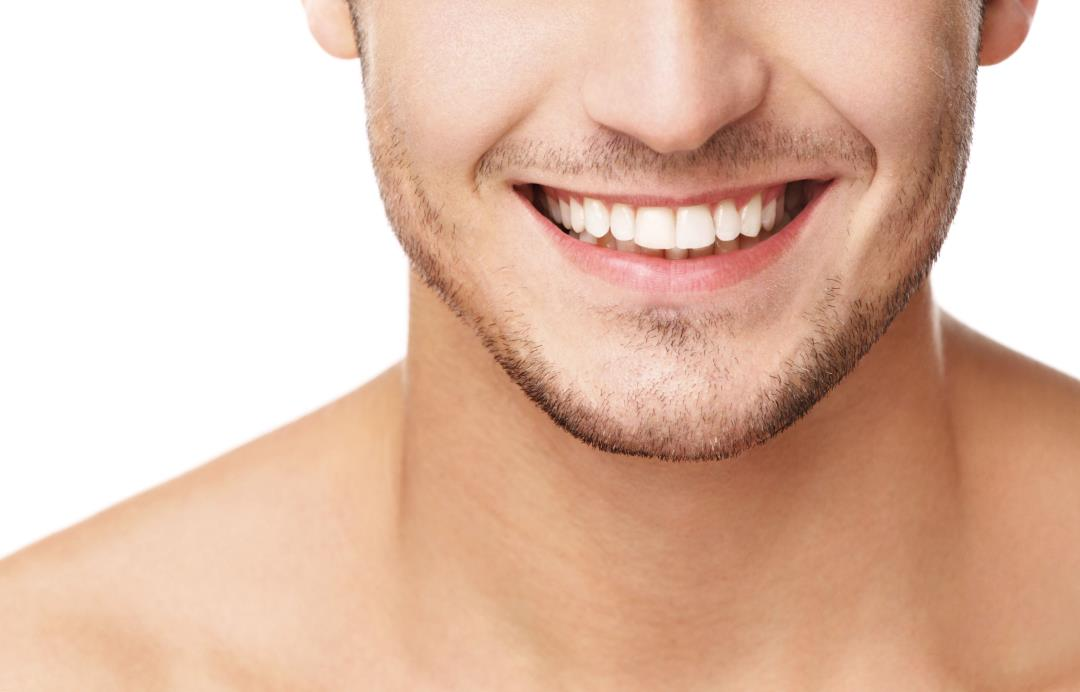 Картинка мужская улыбка