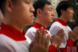 Vatican, China Make Breakthrough Deal
