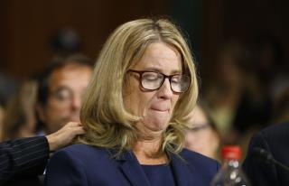 Blasey Ford Impresses, but No New Facts Emerge