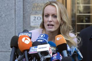 2 Women Nabbed With Stormy Daniels Sue Cops