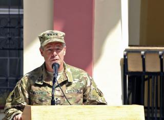 US Afghan Commander Escapes Assassination Attempt