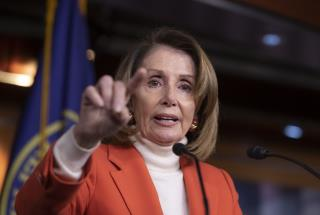 Pelosi's Future as Speaker 'in Serious Jeopardy'